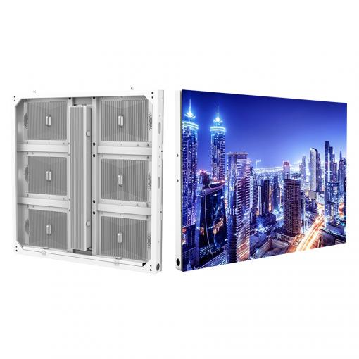 Platinum Series Outdoor Fixed DOOH LED Display